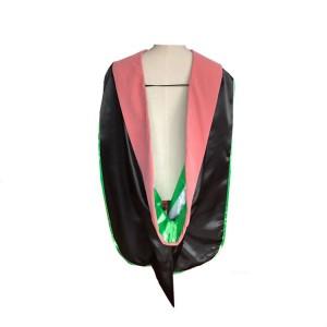 US Style Graduation PHD Hood/Doctor Hood